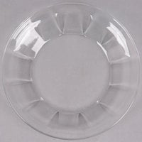 Libbey 15412 Gibraltar 8 inch Glass Soup / Deep Salad Plate - 36 / Case