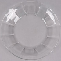 Libbey 15412 Gibraltar 8 inch Glass Soup / Deep Salad Plate - 36/Case
