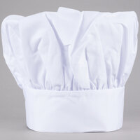 Choice 13 inch White Chef Hat