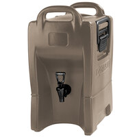 Carlisle IT25043 Caramel 2.5 Gallon Insulated Beverage Server
