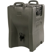 Carlisle IT100062 Olive Green 10 Gallon Insulated Beverage Server
