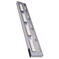 Hatco UGAHL-36 Ultra-Glo 36 inch High Watt Ceramic Infrared Strip Warmer with Lights - 1530W