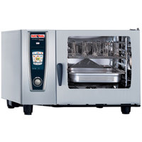 Rational SelfCookingCenter 5 Senses Model 62 A628106.43 Combi Oven with Six Full Size Sheet Pan Capacity - 480V 3 Phase