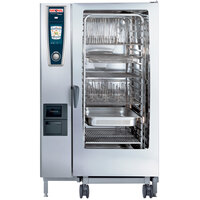 Rational SelfCookingCenter 5 Senses Model 202 A228106.43 Combi Oven with Twenty Full Size Sheet Pan Capacity - 480V 3 Phase