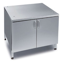 Rational 60.30.348 US IV 42 inch x 38 inch Enclosed Base Cabinet for 62 and 102 Combi Ovens (14 Pan Capacity)