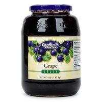 Grape Jelly (6) 4 lb. Glass Jars / Case