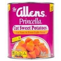 Cut Sweet Potatoes in Light Syrup #10 Can