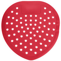 Lavex Janitorial Urinal Screen, Cherry Scent - 12 / Pack