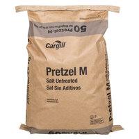 Bulk Pretzel M Salt - 50 lb.