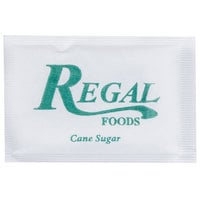Regal Foods Sugar Packets - (2000) 2.8 Gram Packets / Case