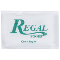 Regal Foods 2.8 Gram Sugar Packet - 2000/Case