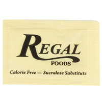 Regal Foods Yellow Sugar Substitute - (2000) 1 Gram Packets / Case