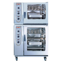 Rational 60.71.933 Stacking Kit with Casters for 62 on 102 Combi Duo Ovens