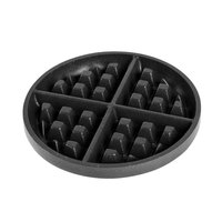 Nemco 77216-S Fixed Non-stick Belgian Grid for Waffle Bakers - Bottom