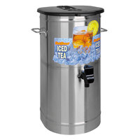 Bunn 34100.0020 TDO-4 4 Gallon Iced Tea Dispenser with Brew-Through Lid and Lift Handle