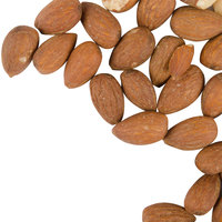 Blue Diamond Whole Almonds, Unsalted and Roasted - 25 lb. Bag