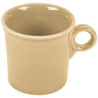 Homer Laughlin 453330 Fiesta Ivory 10.25 oz. Mug - 12 / Case