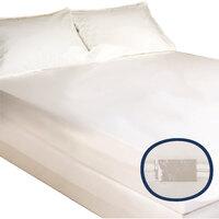 Bargoose Hybrid Zippered Bed Bug Proof Long Full Mattress Encasement