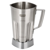 Waring 503346 64 oz. Stainless Steel Blender Jar with Blending Assembly for Blenders