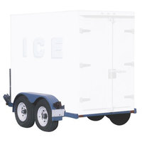 Polar Temp 5X9TT Trailer Transport for 5' x 9' Refrigerated Ice Transports