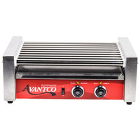 Avantco RG1824 Hot Dog Roller Grill