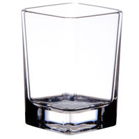 2.5 oz. Plastic Square Shot Glass