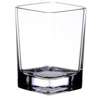 2.5 oz. Plastic Square Shot Glass