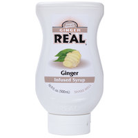 Ginger Real 16.9 fl. oz. Infused Syrup