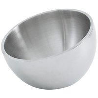 Vollrath 47651 Double Wall Round Angled 1.9 Qt. Serving Bowl