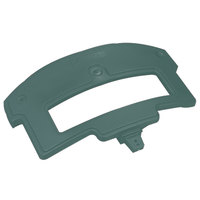 Carlisle 776008 Forest Green Sneeze Guard Post for Maximizer Food Bar