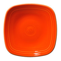 Homer Laughlin 921338 Fiesta Poppy 7 1/2 inch Salad Plate - 12 / Case