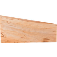 American Metalcraft OWB1810 18 inch x 10 inch Olive Wood Serving Board