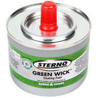 Sterno Products 10122 Green Wick Chafing Fuel - 24/Case