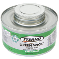 Sterno Products 10120 Green Wick Chafing Fuel - 24/Case