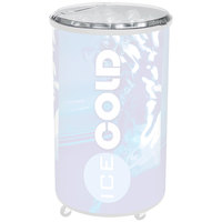 Ice Hawk / Merch I 5005 Round Barrel Beverage Cooler Replacement Dome Lid