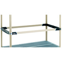 Metro M4F1848 18 inch X 48 inch 4-Sided Storage Level Frame for MetroMax iQ Shelving