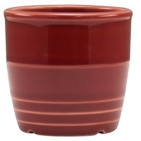 Homer Laughlin 13329390 Bosque Chestnut 2 5/8 inch Sugar Caddy / Sauce Cup - 36 / Case