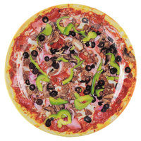 GET DP-909-PZ Creative Table 9 inch Pizza Round Plate - 24/Case