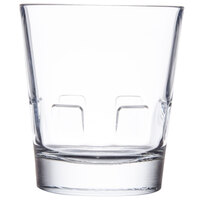 Libbey 15963 Optiva 12 oz. Stackable Double Old Fashioned Glass - 12 / Case