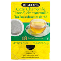 Bigelow Cozy Chamomile Tea Pods - 18 / Box
