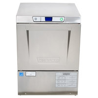 Hobart LXeH-2 Undercounter Dishwasher - Hot Water Sanitizing, 120 / 208-240V
