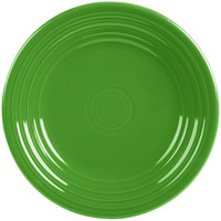 Homer Laughlin 465324 Fiesta Shamrock 9 inch Luncheon Plate - 12/Case