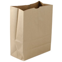 Duro 1/6 Brown Paper Barrel Sack Bag 400 / Bundle