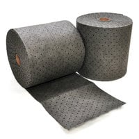Spilfyter SFG-91 Streetfyter Universal Gray Heavy Weight Absorbent Roll - 16 inch x 150' - 2 / Case