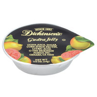 Dickinson's Guava Jelly - (200) .5 oz. Portion Cups / Case