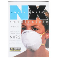 Harmful Dust N-95 Particulate Respirator - 20/Box