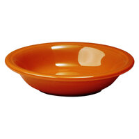 Homer Laughlin 459334 Fiesta Paprika 6.25 oz. Fruit Bowl / Monkey Dish - 12/Case