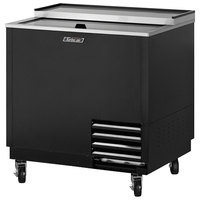 Turbo Air TBC-36SB-GF Black Glass Froster