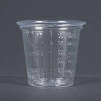 Dart Solo P101M 1 oz. Disposable Translucent  Polystyrene Graduated Medicine Cup - 5000 / Case