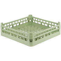 Vollrath 52680 Signature Full-Size Light Green 5 1/2 inch Medium Open Rack